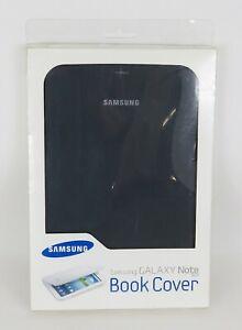 NEW Samsung Galaxy Note 8.0 Book Cover Case Black EF-BN510BSEGUJ