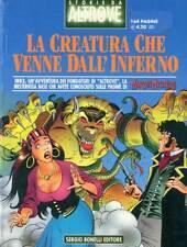 fumetto STORIE DA ALTROVE LA CREATURA CHE VENNE DALL'INFERNO