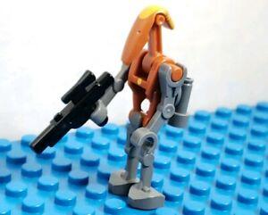 Star Wars ™ Lego ® B1 BATTLE DROID Minifigure,with Blaster.