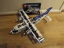 Lego Technic 42025 Cargo Plane - 100% Complete - Ex Con