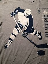 Vancouver 2010 Olympic Winter Games Official Ice Hockey player graphic T-Shirt