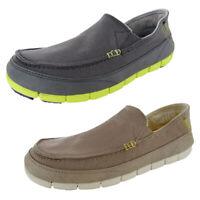 Crocs Mens Stretch Sole Slip On Loafer Shoes