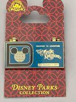 Disney Pin Passports To Adventure Hinged Pin 2008