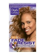 DARK&LOVELY Fade Resist Rich Conditioning Hair Color #379 Golden Bronze