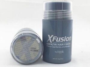 X-Fusion Keratin Hair Fibers Light Blonde 0.53oz