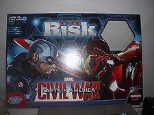 Captain America Civil War Risk Board Game