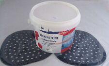 SET:  2 x Urinalsieb Pissoir Einlage + Beckensteine 1kg WC-Steine