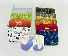 Bundle of 10 IPSY Beauty Cosmetic Bags