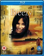BREEZY Blu-Ray WILLIAM HOLDEN/KAY LENZ (Clint Eastwood Director) *New & Sealed*