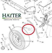 savers - Hayter Murray Heritage 13/30 FRONT WHEEL BUSH / BEARING 091334MA 1603