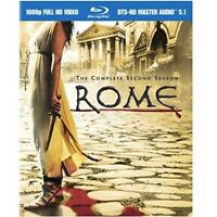 ROME SECOND SEASON BLURAY 5 DISC SET AUS/NZ ZONE B BRAND NEW SEALED