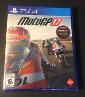 MotoGP 17 [ Bonus Edition / Moto GP 17 ] (PS4) NEW
