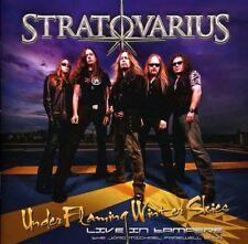 Stratovarius - Under Flaming Winter SkiesLive In Tampere [CD]