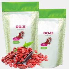 Goji-Beeren 1kg-2kg getrocknet - Gojibeeren - Ohne Zusätze Premium Qualität