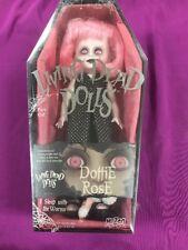 Living Dead Dolls Dottie Rose - Series 6 - Factory Sealed! W/ Eyebrows