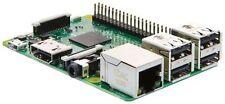 Raspberry Pi 3 Modell B - Quad-Core Prozessor / 1GB RAM WiFi Bluetooth onBoard