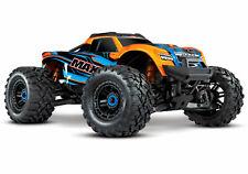 Traxxas Maxx naranja 4x4 artr vxl-4s brushless RC Monster Truck +100km/h 89076-4