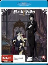 Black Butler (Kuroshitsuji) Season 1 Collection NEW B Region Blu Ray