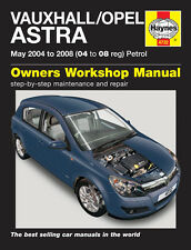buy vauxhall opel astra haynes car service repair manuals ebay rh ebay co uk opel astra 1.7 cdti service manual opel astra 1.7 cdti 2004 service manual