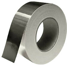 ALUMINIUM TAPE SILVER FOIL TAPE INSULATION TAPE 45Mx75mm BUY 3 GET 1 FREE(71037)