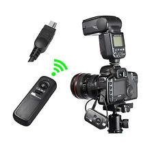 Pixel RW-221/DC2 Wireless Remote Control forl Nikon D7000/D5100/D5000/D3100/D90