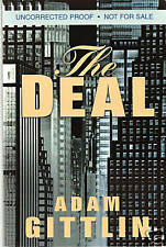 The Deal by Adam Gittlin Advance Proof 1st Edition