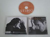 Sting/ Mercury Falling (A&M Records 540 486 2) CD Album