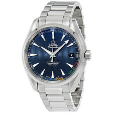 Omega Seamaster Aqua Terra  Specialities Olympic Automatic Mens Watch