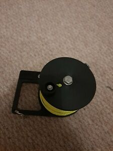 Custom Divers 50 Metre Pocket Ratchet Reel