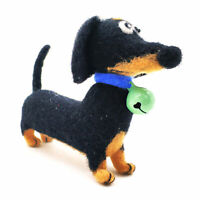 Dachshund Needle Felting Kits for Beginners Wool Roving with Video Tutorial