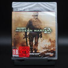PS3 PlayStation 3 - COD Call Of Duty Modern Warfare 2 MW2 - Sealed - VGA Ready