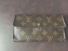 Authentic Vintage LOUIS VUITTON Porte Tresor International Wallet Monogram