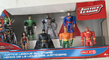 New Mattel Dc Comics Justice League All Stars 7 Figure Set Target Exclusive
