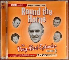 ROUND THE HORNE-Very Best Episodes Voume 2 (2 CD BBC RADIO) Kenneth Williams