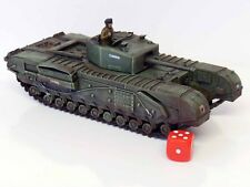 28mm Bolt Action Chain Of Command British Churchill Tank Painted & Weathered R1