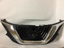 OEM 15-16 NISSAN MURANO FRONT GRILLE BUMPER GRILL W/ CAMERA 623105AA1A