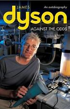 Against the Odds : An Autobiography by James Dyson (2000, Paperback, Revised)