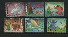 Thematic stamps MONGOLIA 1999 FOLK TALES SET OF 6 2736/41 mint
