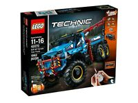 LEGO® TECHNIC 42070 Allrad-Abschleppwagen - NEU / OVP  B-Ware