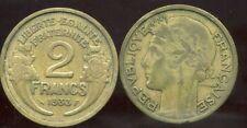 2 francs  MORLON  1933  ( bis )