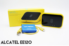 NEW UNLOCKER EE4G LTE Alcatel EE120 Dual Band AC Router Mobile Hotpot+power bank
