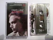 David Lanz - Skyline Firedance (Audio Cassette) (MCA, USA, 1990) (Like New)