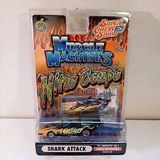 Muscle Machines Nitro Coupe Series Shark Attack '91 Corvette ZR-1 John Reynolds