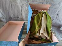 Vintage Madame Alexander 11″ LADY HAMILTON 1338 Doll with Tag in Original Box
