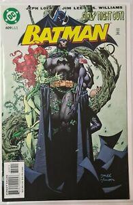 Batman #609 1st Print - 1st Tommy Elliot (Hush) Jim Lee - NM DC 2002