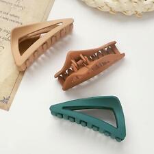 Ladies Elegant Hair Claw Clip Clamp Hairpin Fashion Accessories Clips I1N7
