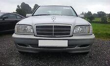 Mercedes C180 W202 1998 5sp motor de gasolina o/S Derecho ruptura Para Repuestos N/S Izquierdo