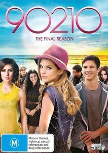 90210 : Season 5 (DVD, 2014, 5-Disc Set) Region 4 - NEW+SEALED