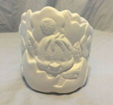 Chick, Flower, Basket Dish, Planter Easter Spring Ceramic Bisque Ready to Paint
