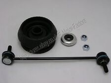 FORD KA FRONT TOP STRUT MOUNT WITH BEARING + ANTI ROLL BAR STABILISER LINK